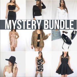 • 10 / $50 Mystery Bundle •